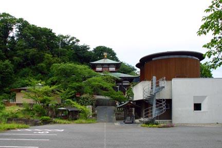 愛染寺全景
